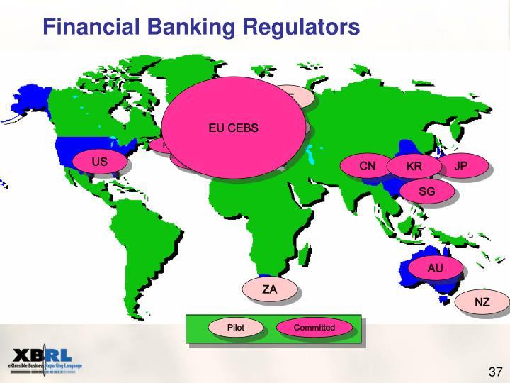 Financial Banking Regulators