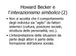 howard becker e l interazionismo simbolico 2