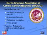 north american association of central cancer registries naaccr