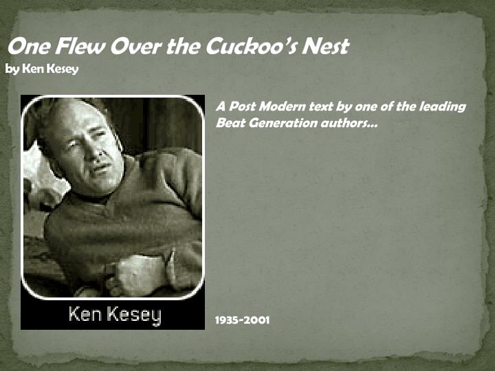 the revolutionary opposition in flew over the cuckoos nest by ken kesey