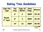 baking time guidelines1