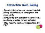 convection oven baking3