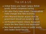 the uk us