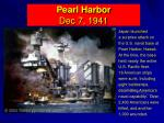 pearl harbor dec 7 1941