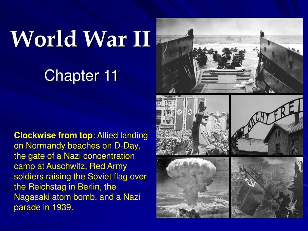 Ppt World War Ii Powerpoint Presentation Free Download Id 4554477