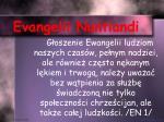 evangelii nuntiandi