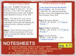 notesheets1