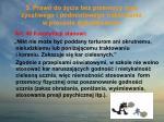 3 prawo do ycia bez przemocy oraz yczliwego i podmiotowego traktowania w procesie dydaktycznym1