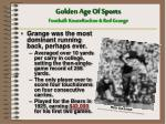 golden age of sports football knute rockne red grange2