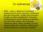 co wytwarzaj