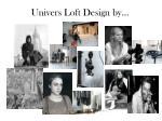univers loft design by