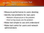 network diagnostic tool ndt