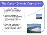 the carbon dioxide connection