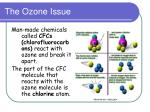 the ozone issue3