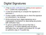 digital signatures2