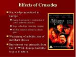 effects of crusades1