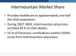 intermountain market share