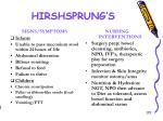hirshsprung s1