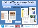 project wet curriculum and activity guide 2 04