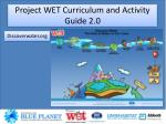 project wet curriculum and activity guide 2 08