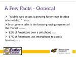 a few facts general