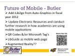 future of mobile butler