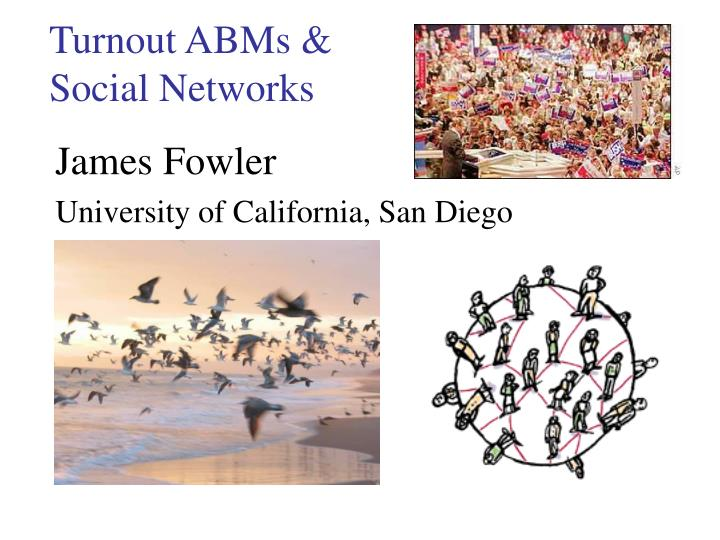 turnout abms social networks n.
