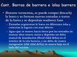 cont barras de barrera e islas barrera2