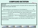 compound dictation2