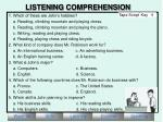 listening comprehension1