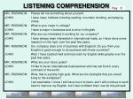 listening comprehension2