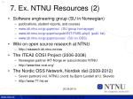 7 ex ntnu resources 2