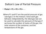 dalton s law of partial pressure1