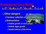 endangered coral reefs1