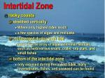 intertidal zone1