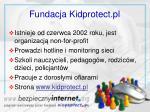 fundacja kidprotect pl