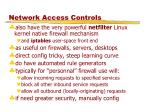 network access controls1