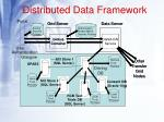 distributed data framework