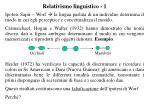 relativismo linguistico 1