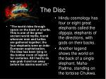 the disc1