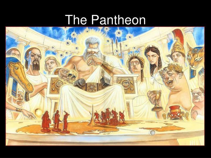 Ppt The Mythology Of Discworld Powerpoint Presentation Id 4555335