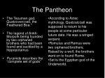 the pantheon5