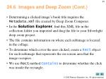 24 6 images and deep zoom cont18