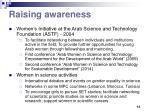 raising awareness1