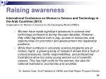 raising awareness2