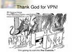 thank god for vpn