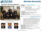 oxford affiliates