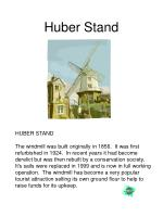 huber stand