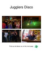 jugglers disco