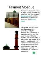 talmont mosque
